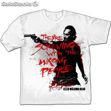 Camiseta The Walking Dead Wrong People