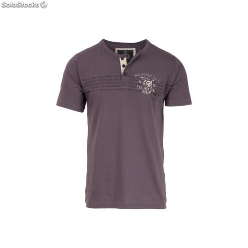 Camiseta white valley - gris oscuro