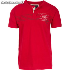 Camiseta white valley - rojo - the indian face - 8433856049602 - 01-106-02-s