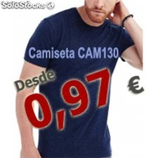 Camisetas 135 grs. Color a elegir.
