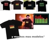 Camisetas Electronicas Led's
