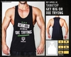 Camisetas sin Mangas - Get big or die trying