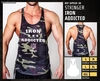 Camisetas sin Mangas - Iron addicted