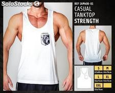 Camisetas sin Mangas - Strength