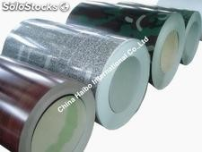 Camouflage Steel Coil