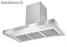 Campana decorativa pared mepamsa stilo plus 90 inox 90CM.inox
