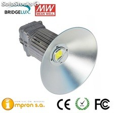 Campana led alta tension improled para nave galpon y grandes areas 480vac