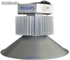 Campana led High Bay 200w philips 5años de garantia - Foto 4