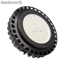 Campana led ufo sq 100w 129lm/w mean well elg regulable