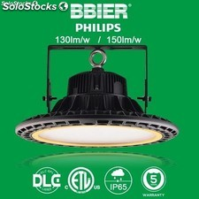 Campanas LED UFO philips 80w 120lm-150lm/w