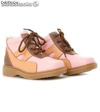 Campanilla Chaussures Enfants Rose