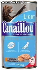 Canail pate light/chien 1230G