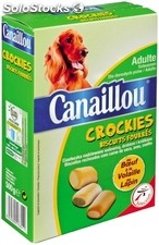 Canaillou crockies bisc 500G