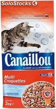 Canaillou croq.mix poisson 2KG