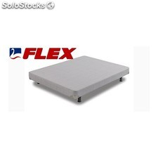 Canape flex firmeza transpirable tejido stretch 180x190