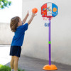 Canasta de Baloncesto con Pie para Niños Junior Knows