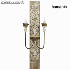 Candelabro de pared - Colección Art & Metal by Homania