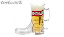 Caneca bota country - 450 ml