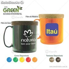 Caneca Green Eco Color 300 ml