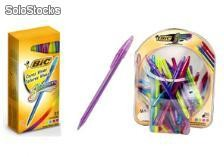 Caneta bic shimmers