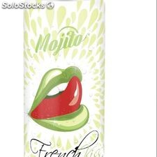 Canette french kiss energize saveur mojito