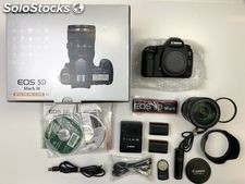 Canon 5D Mark iii/ 5D Mark iv with 24-105mm lens