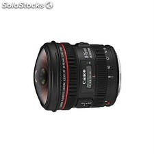 Canon EF 8-15 mm f / 4 L USM Fisheye Fisheye Ultra-Wide Zoom