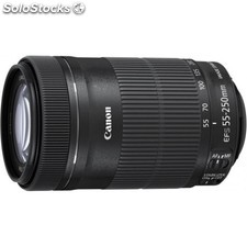 Canon - ef-s 55-250mm f/4-5.6 is stm