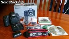 Canon eos 5D Mark iii Kit with ef 24-70mm f/4 l is usm Lens
