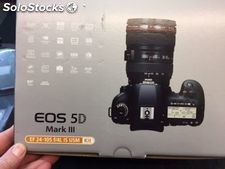 Canon eos 5D Mark iii Lente ef de 24-105mm