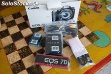 Canon eos 7d 18mp Digital Camera slr