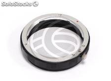 Canon EOS mount adapter to 58mm reverse thread (JA01)