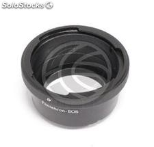 Canon EOS mount adapter to Kiev 60 Pentacom (JA11)