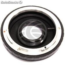 Canon fd Lens Adapter to Canon eos Camera (JD33)