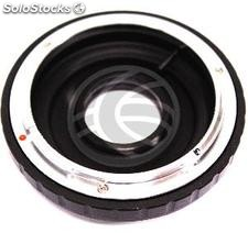 Canon FD lens adapter to Nikon FD (JD53)