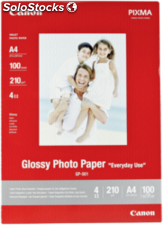 Canon GP-501 A 4, glossy 210 g, 100 hojas