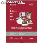 Canon photo frame / calendar pack