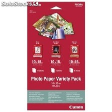 Canon - Photo Paper Variety Pack - 10383049