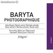 Canson Infinity Baryta Photographique 310 g/m2 - Pack 25 hojas A4
