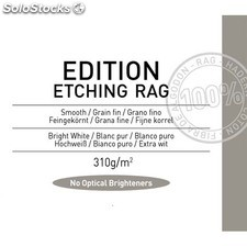 Canson Infinity Edition Etching Rag 310 g/m2 - Pack 25 hojas A4