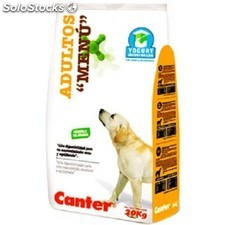 Canter menu con yogurt 4 kg