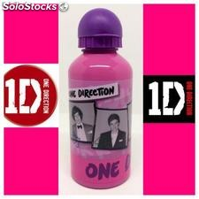 Cantimplora Aluminio 500ml rosa One Direction