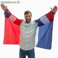 Capa Bandera de Francia Th3 Party