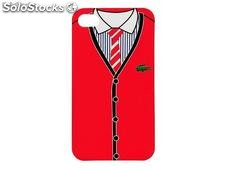 Capa Celular Apple iPhone 4g 4s Camisa Lacoste