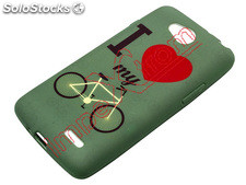 Capa fashion bike para LG L90, D405N