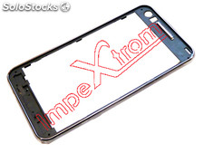 Capa Frontal, Marco Gris Samsung Galaxy Beam, I8530
