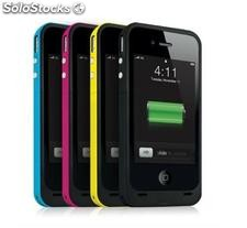 Capa IPhone 4/4s com bateria integrada 4h-6h