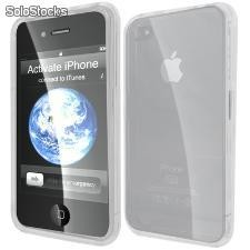Capa Transparente iPhone 4