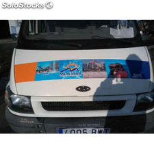 Capot - ford transit caja cerrada, media (fy) (2000 ) ft 280 2.0 express-line -