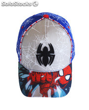 Cappello baseball spiderman uomo ragno